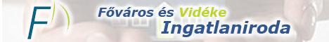 Eladó, kiadó lakás, ház, telek - Főváros és Vidéke Ingatlaniroda